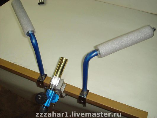 Other Handiwork handmade. Livemaster - handmade. Buy Armrests for the burner.Lampwork, silicone