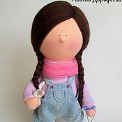 Куклы и игрушки ручной работы. Ярмарка Мастеров - ручная работа Куколка Ася. Handmade.
