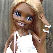 Куклы и игрушки ручной работы. Ярмарка Мастеров - ручная работа Кукла Даниэла. Handmade.
