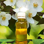 Материалы для творчества handmade. Livemaster - original item Jasmine oil (mazerat cold extraction) from Chanterelles. Handmade.