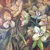 Картины и панно ручной работы. Ярмарка Мастеров - ручная работа Архидеи. Handmade.