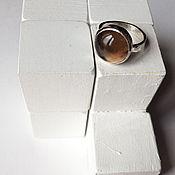 Украшения ручной работы. Ярмарка Мастеров - ручная работа Кофейная дымка. Handmade.