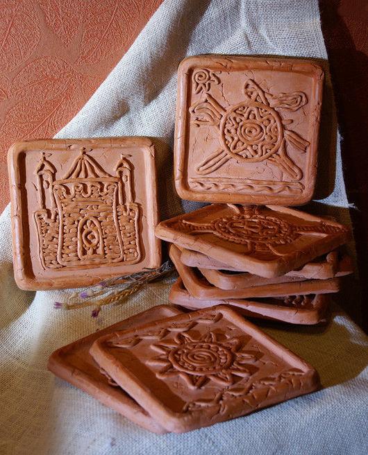 Готика ручной работы. Ярмарка Мастеров - ручная работа. Купить изразцы, настенные украшения из керамики. Handmade. Изразцы, керамика