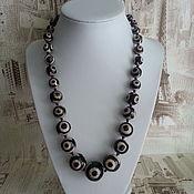 Украшения handmade. Livemaster - original item Agate beads Dzi - beads-talisman. Handmade.