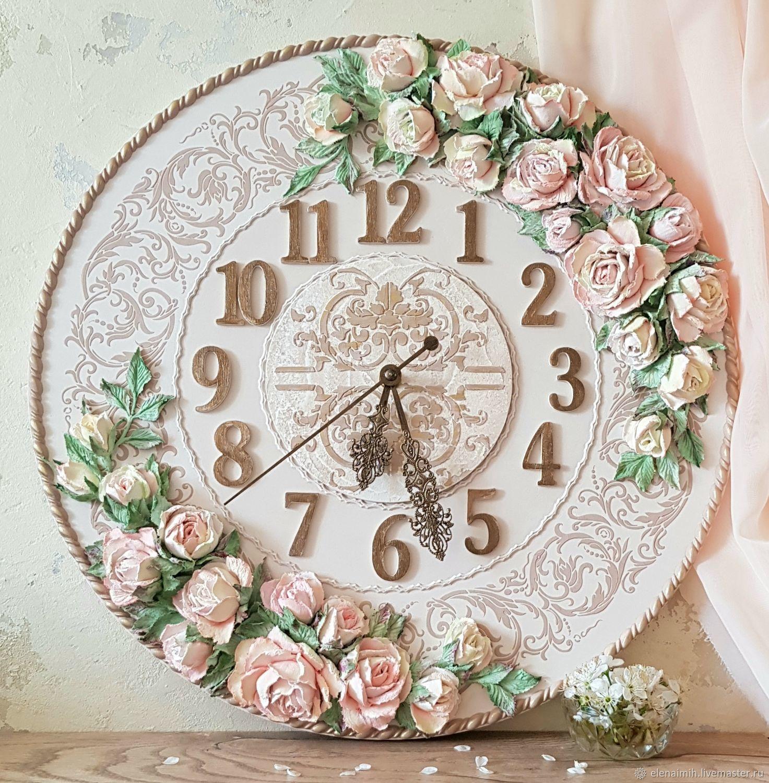 Настенные часы Мэрси, Часы классические, Ярославль,  Фото №1