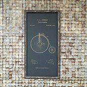 Подарки к праздникам ручной работы. Ярмарка Мастеров - ручная работа Велосипед McKenzie. Handmade.