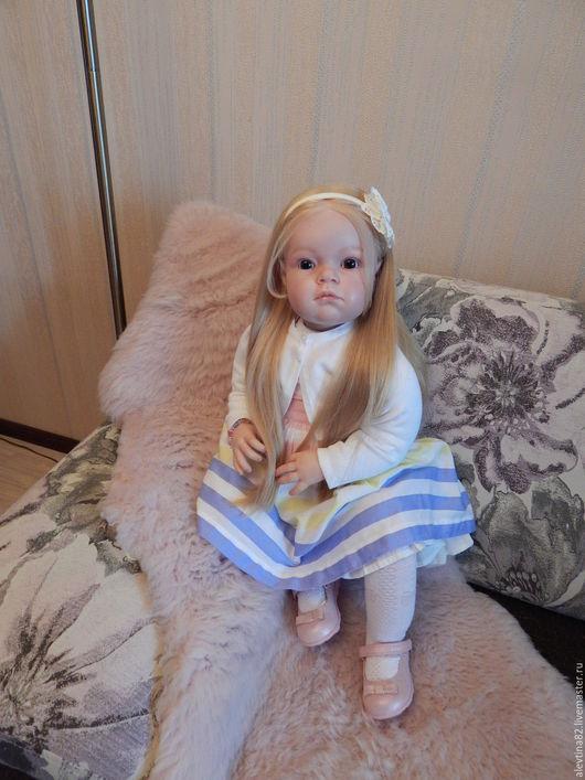 Куклы-младенцы и reborn ручной работы. Ярмарка Мастеров - ручная работа. Купить Настенька (молд Татьяна от Рева Шик). Handmade.