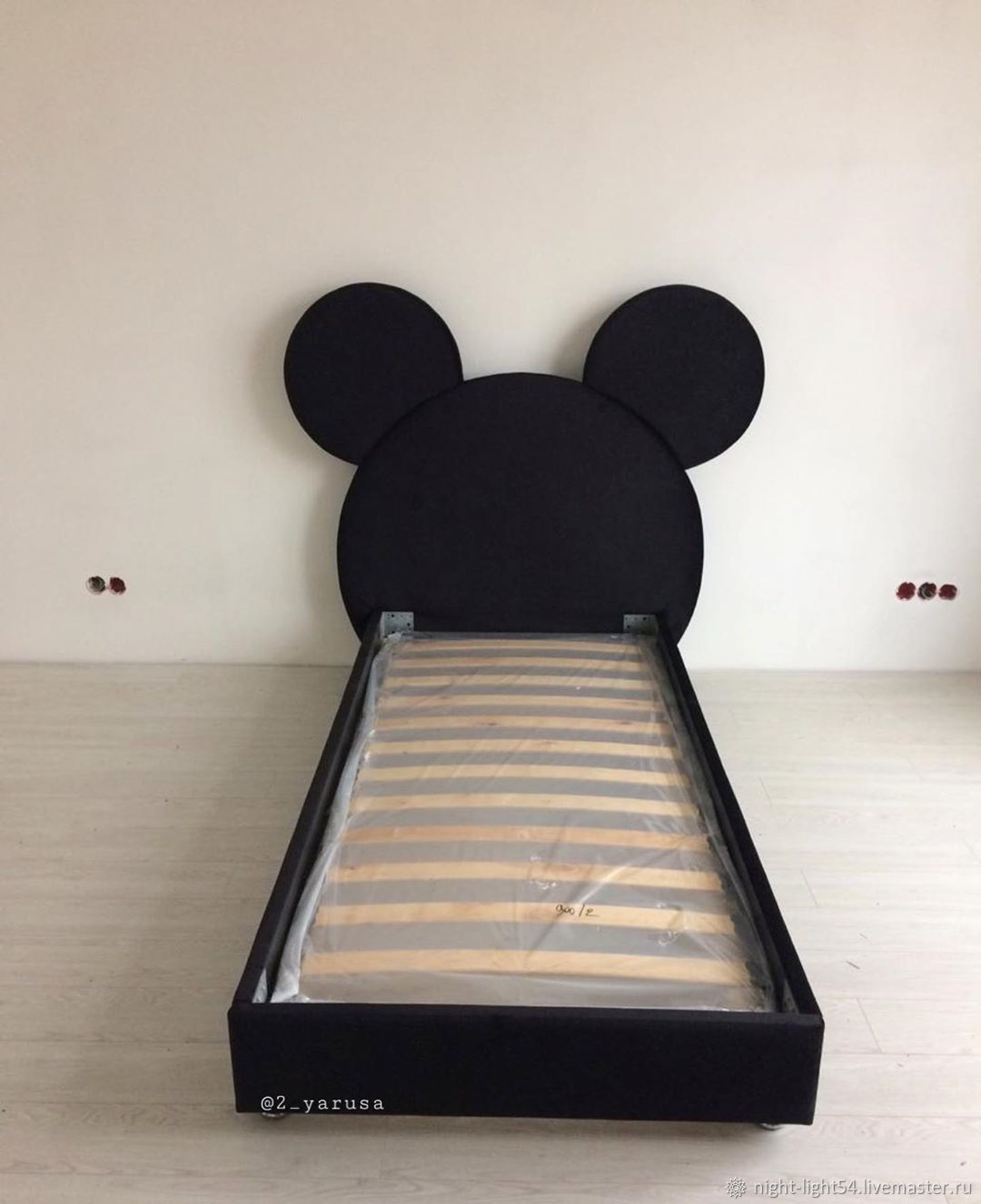 Mickey Mouse Bed, Bed, Novosibirsk,  Фото №1