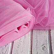 Материалы для творчества ручной работы. Ярмарка Мастеров - ручная работа Еврофатин Розовый оригинальный. Handmade.