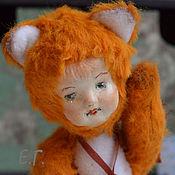Куклы и игрушки ручной работы. Ярмарка Мастеров - ручная работа Лисси. Handmade.