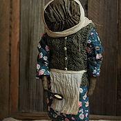 Куклы и игрушки handmade. Livemaster - original item Baba Glasha. Handmade.