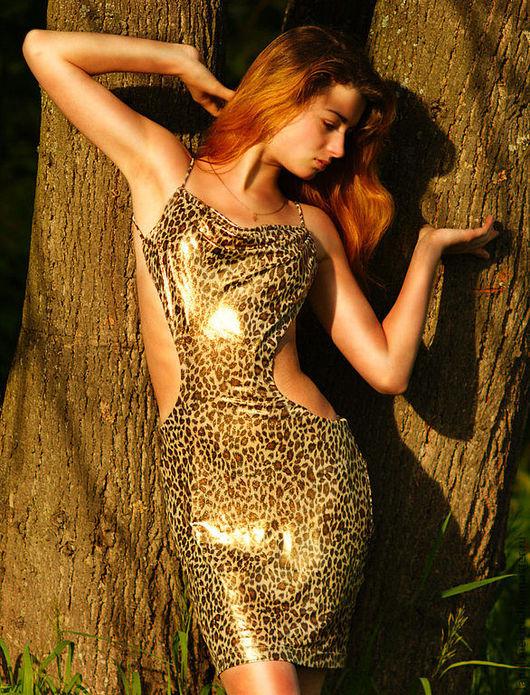 """Платья ручной работы. Ярмарка Мастеров - ручная работа. Купить платье """"Амазонка"""". Handmade. Платье коктейльное"""