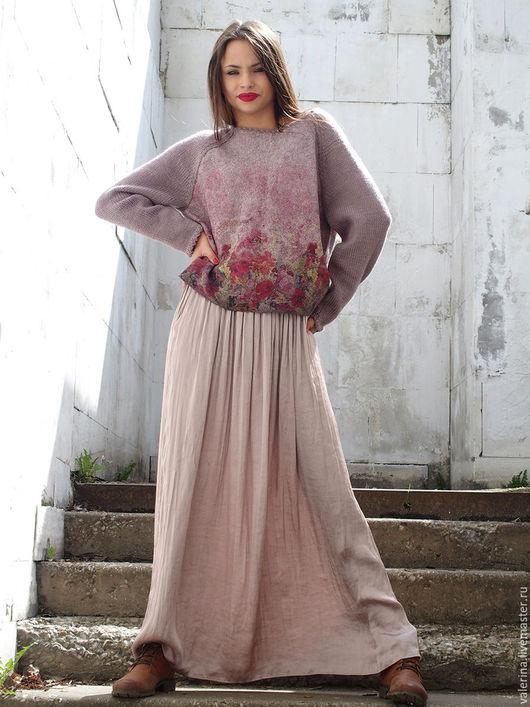 Купить весенний свитер женский с доставкой
