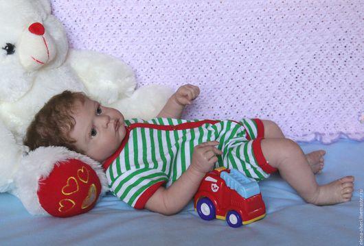 Куклы-младенцы и reborn ручной работы. Ярмарка Мастеров - ручная работа. Купить Тимофей.. Handmade. Кукла-реборн, Виниловая заготовка