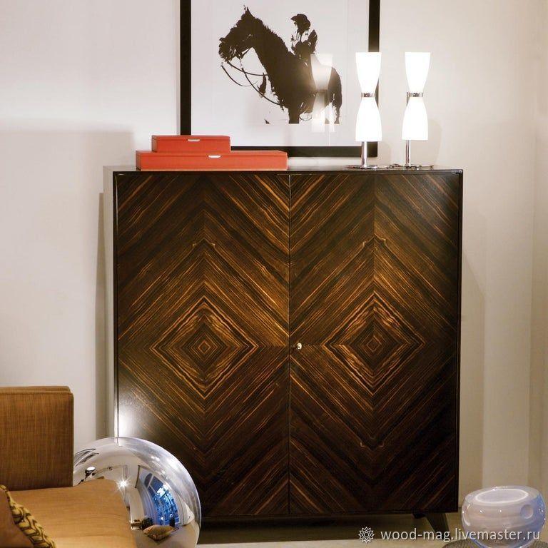 Комод, буфет. Cabinet by Dom Edizioni. Mid-century Modern, Комоды, Москва,  Фото №1