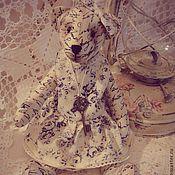 Куклы и игрушки ручной работы. Ярмарка Мастеров - ручная работа Мишка Агата.. Handmade.