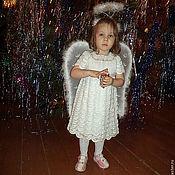 """Работы для детей, ручной работы. Ярмарка Мастеров - ручная работа Платье """"Ангелочек"""". Handmade."""