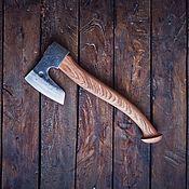 Сувениры и подарки handmade. Livemaster - original item Forged axe universal