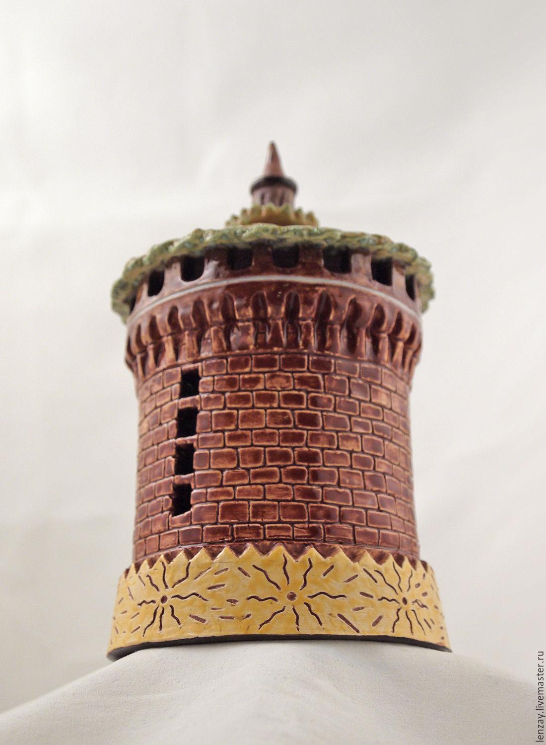 Bell Sforza Castle, Kolokolchiki, Moscow,  Фото №1