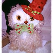 Куклы и игрушки ручной работы. Ярмарка Мастеров - ручная работа Сова или просто Угууу. Handmade.
