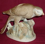 Винтаж handmade. Livemaster - original item A BIRD FALCON or HAWK. Old HORODNYTSYA. The MARK!. Handmade.