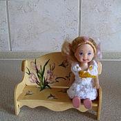 Куклы и игрушки ручной работы. Ярмарка Мастеров - ручная работа Диван. Handmade.