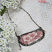 Украшения handmade. Livemaster - original item Delicate necklace