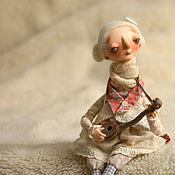 Куклы и игрушки ручной работы. Ярмарка Мастеров - ручная работа Филиппа - музыка души. Handmade.