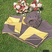 Комплекты постельного белья ручной работы. Ярмарка Мастеров - ручная работа Комплект постельного белья. Handmade.