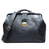 Сумки и аксессуары handmade. Livemaster - original item Leather bag, leather Bag buy, Men`s leather bag Berlin 2. Handmade.