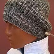 Аксессуары handmade. Livemaster - original item Hat MENS Italian yarn. Handmade.
