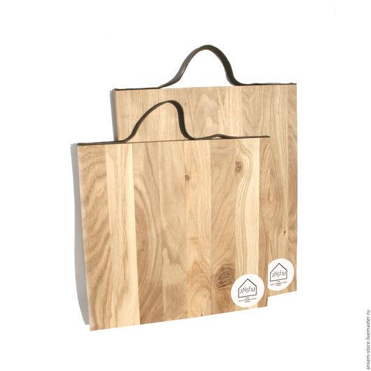 Кухня ручной работы. Ярмарка Мастеров - ручная работа. Купить Разделочная доска из дуба Норд. Разделочная доска из дерева. Handmade.