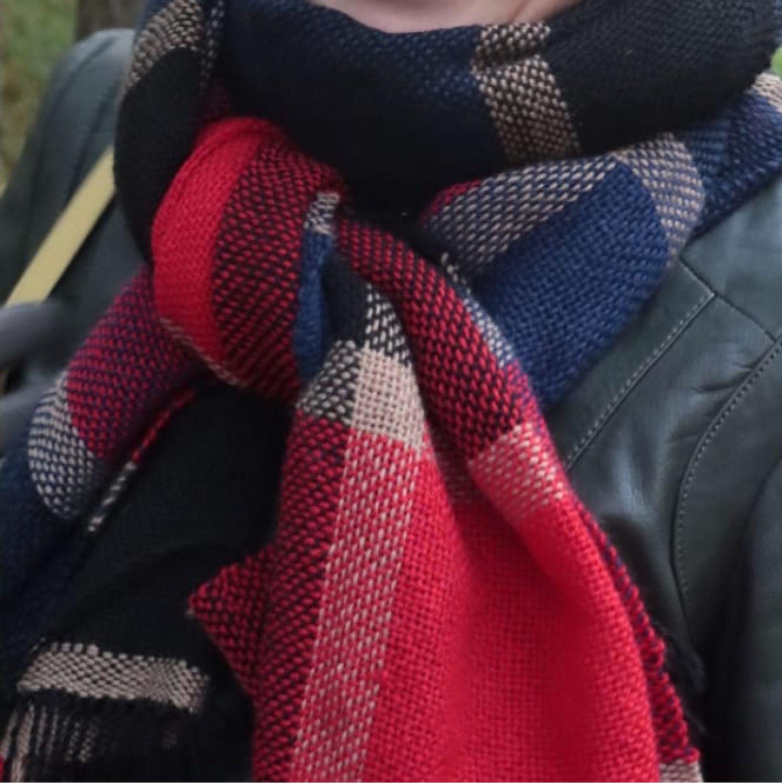 Палантин из шерсти мериноса, Палантины, Нижний Новгород,  Фото №1