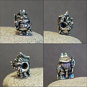 Материалы для творчества handmade. Livemaster - original item Pirate charm. Handmade.