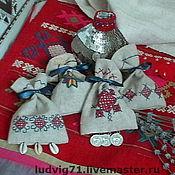"""Сувениры и подарки ручной работы. Ярмарка Мастеров - ручная работа Саше  """"Народные мотивы"""" (проданы). Handmade."""