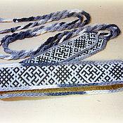 Фен-шуй и эзотерика ручной работы. Ярмарка Мастеров - ручная работа Пояс из крапивы двудомной Одолень трава. Handmade.