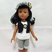 Куклы и игрушки ручной работы. Ярмарка Мастеров - ручная работа Комплект Апельсинка. Handmade.