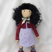 Куклы и игрушки ручной работы. Ярмарка Мастеров - ручная работа Кукла по мотивам Вулкотт. Handmade.