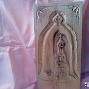 Картины и панно ручной работы. Ярмарка Мастеров - ручная работа Настенное деревянное панно. Handmade.