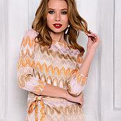 Одежда handmade. Livemaster - original item Dress Missoni. Handmade.