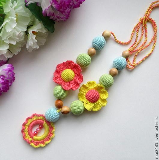 Слингобусы цветочки для девочки