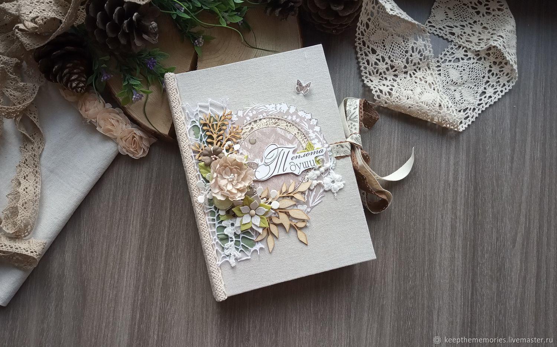 Блокнот в растительном стиле, Блокноты, Тула,  Фото №1