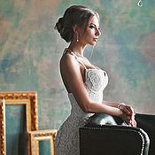 Свадебный салон ручной работы. Ярмарка Мастеров - ручная работа Нежно и страстно 2. Handmade.