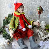 Куклы и игрушки handmade. Livemaster - original item Abasiyanik Yasha.. Handmade.