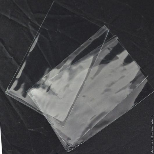 Упаковка ручной работы. Ярмарка Мастеров - ручная работа. Купить Пакет 8 х 12 см. БОПП без клапана и скотча прозрачный. Handmade.