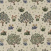 Материалы для творчества ручной работы. Ярмарка Мастеров - ручная работа Английская портьерная ткань William Morris Orchard. Handmade.