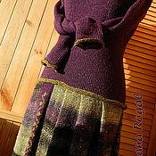 """Одежда ручной работы. Ярмарка Мастеров - ручная работа """"ЗЕЛЁНЫЙ ВЕТЕР ТРАВЫ"""" Платье. Handmade."""