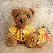 Куклы и игрушки ручной работы. Ярмарка Мастеров - ручная работа Медвежонок Мирон. Handmade.