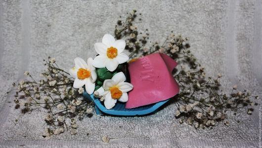Подарок маме на 8 марта. Оригинальные подарки. Подарочный набор мыла. Edenicsoap.