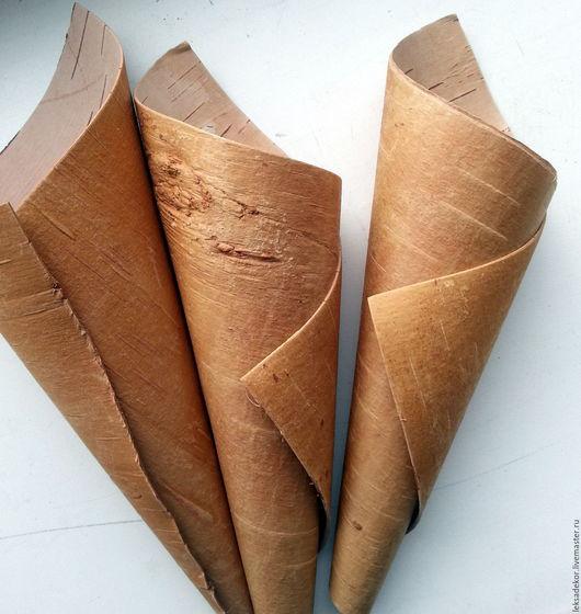 Кулечки из бересты экологически чистые, изготовлены без применения клея.  Кулек берестяной для творчества или для оформления интерьера в эко-стиле.